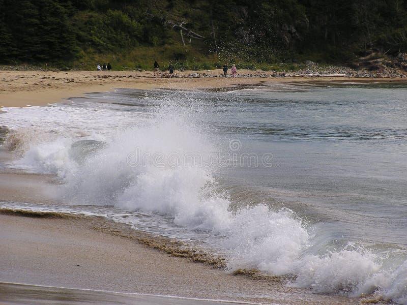 Download Welle stockbild. Bild von strand, welle, wasser, atlantisch - 39675