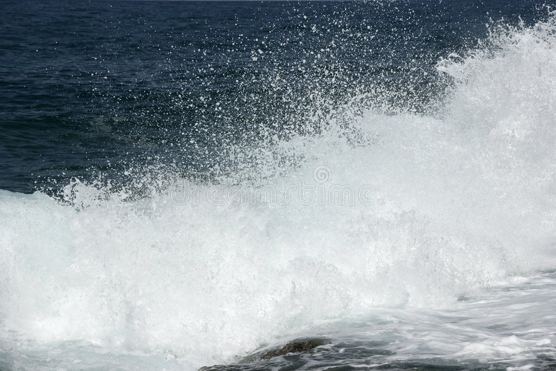 Welle lizenzfreies stockbild