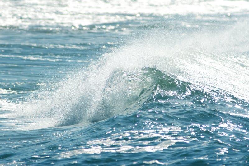 Welle stockfoto