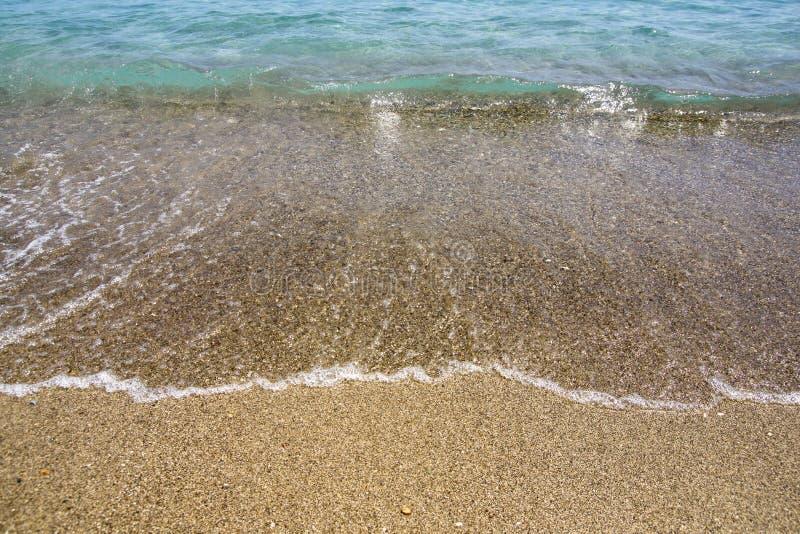 Welle des Meeres stockbild