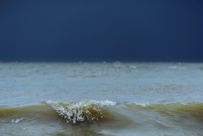 Welle von Ozean lizenzfreie stockfotografie