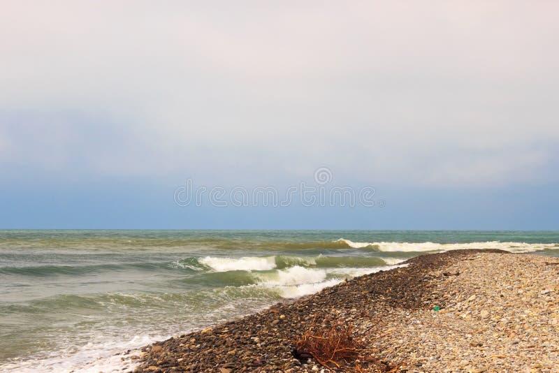 Wellen des Meeres stockbilder