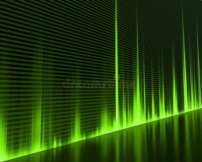 Wellen-Ton stock abbildung