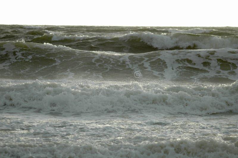 Wellenmeer stockfotos