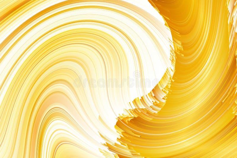 Wellenmusterentwurf des Hintergrundes abstrakter zeile stock abbildung