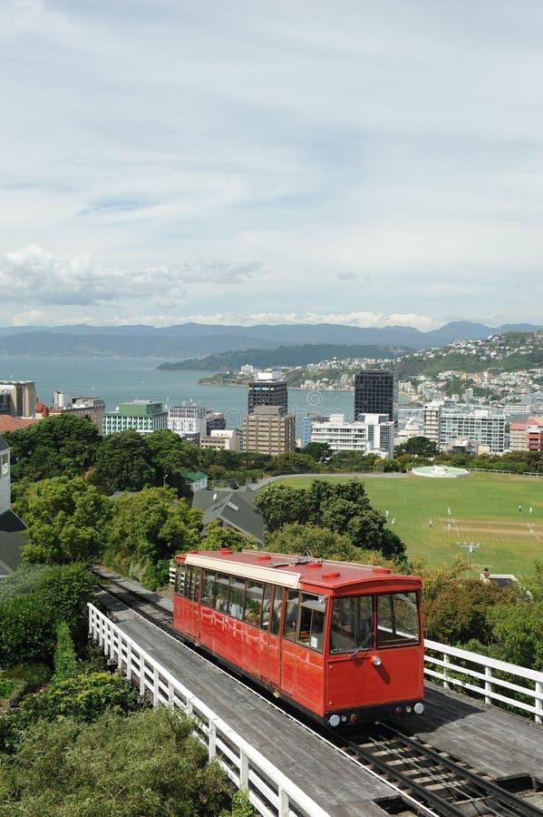 Wellington fotografie stock