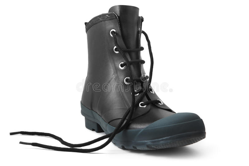 Wellington boot stock photography