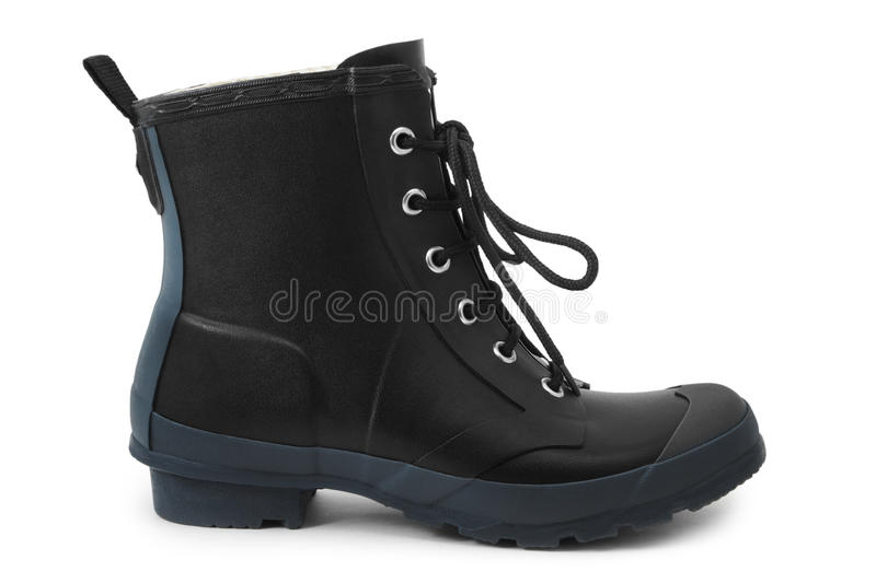 Wellington boot royalty free stock image