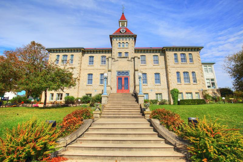 Wellington County Museum and Archives royalty free stock image