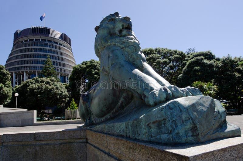 Download O Parlamento De Nova Zelândia Foto Editorial - Imagem de capital, australasia: 29846486