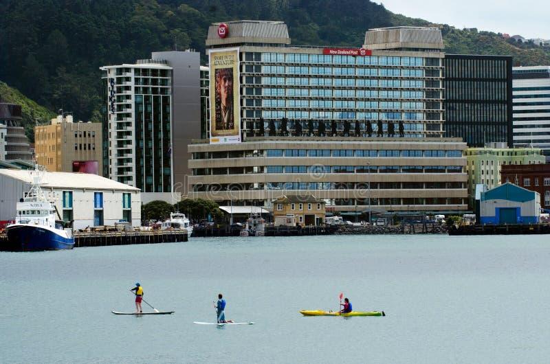 Download Arquitectura Da Cidade De Wellington Fotografia Editorial - Imagem de norte, oceania: 29844297