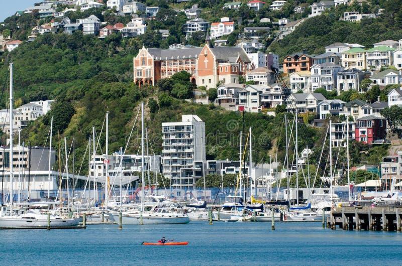 Download Porto de Wellington fotografia editorial. Imagem de zealand - 29845477