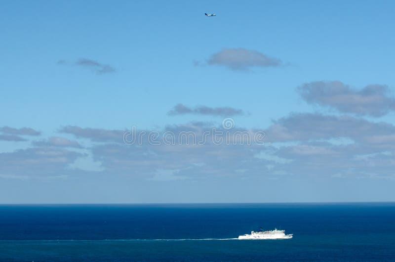 Veerboot aan Wellington royalty-vrije stock afbeeldingen