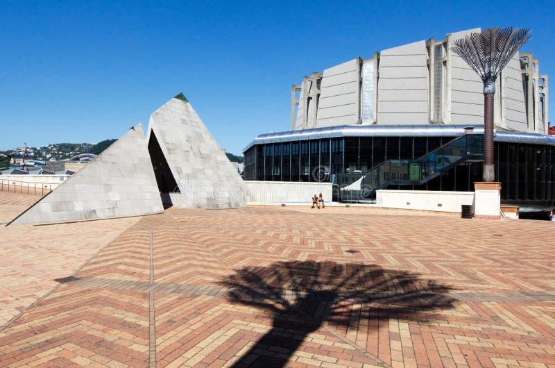 Il quadrato civico di Wellington immagine stock