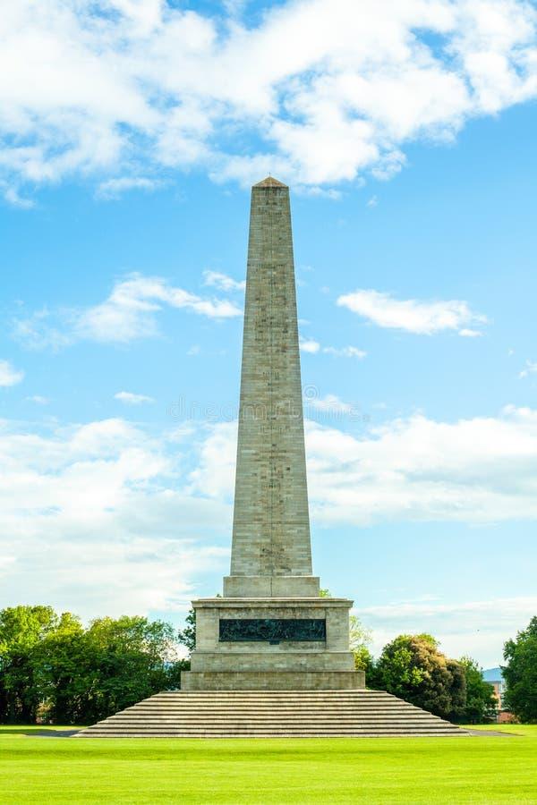 Wellington Monument photos libres de droits