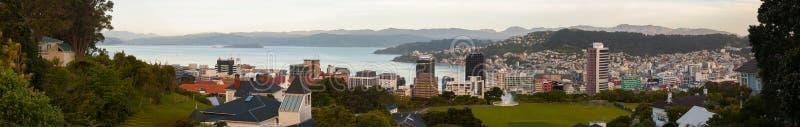 Wellington, Nouvelle Zélande photographie stock libre de droits
