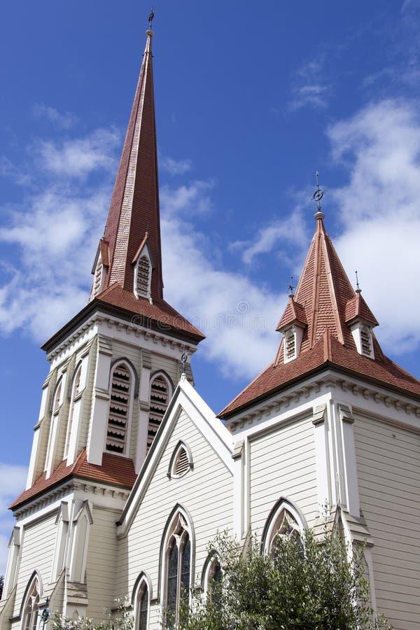 Wellington Presbyterian Church fotografía de archivo libre de regalías