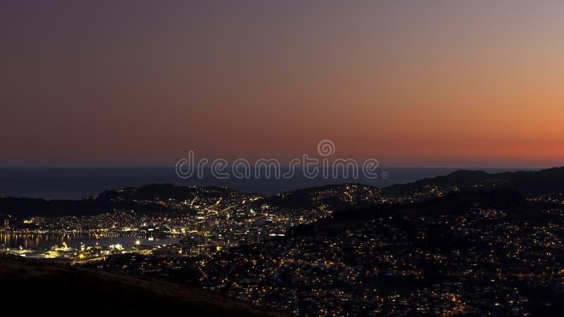 Wellington Sleeping images libres de droits