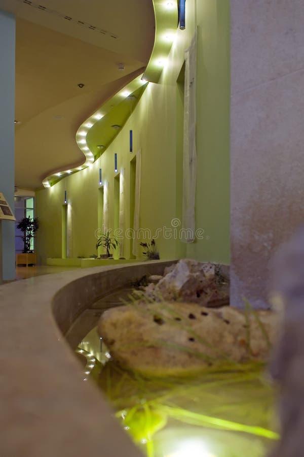 wellness κεντρικών ξενοδοχείων στοκ εικόνες
