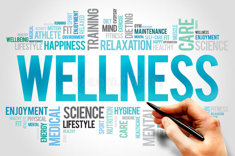 wellness imagem de stock royalty free