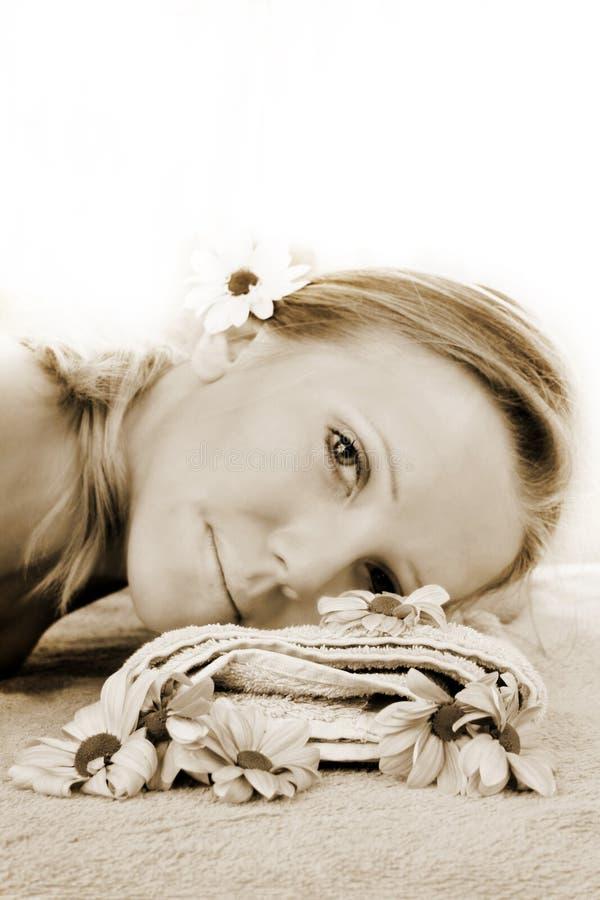 Download Wellness beauty portrait stock photo. Image of love, look - 1925024