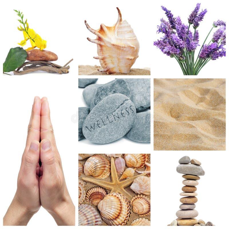 Download Wellness collage stock image. Image of gratitud, inukshuk - 20385051