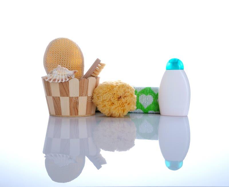 Download Wellness concept stock photo. Image of massage, brush - 14829924