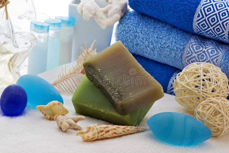 Download Wellness Decoration Stock Photography - Image: 8365542