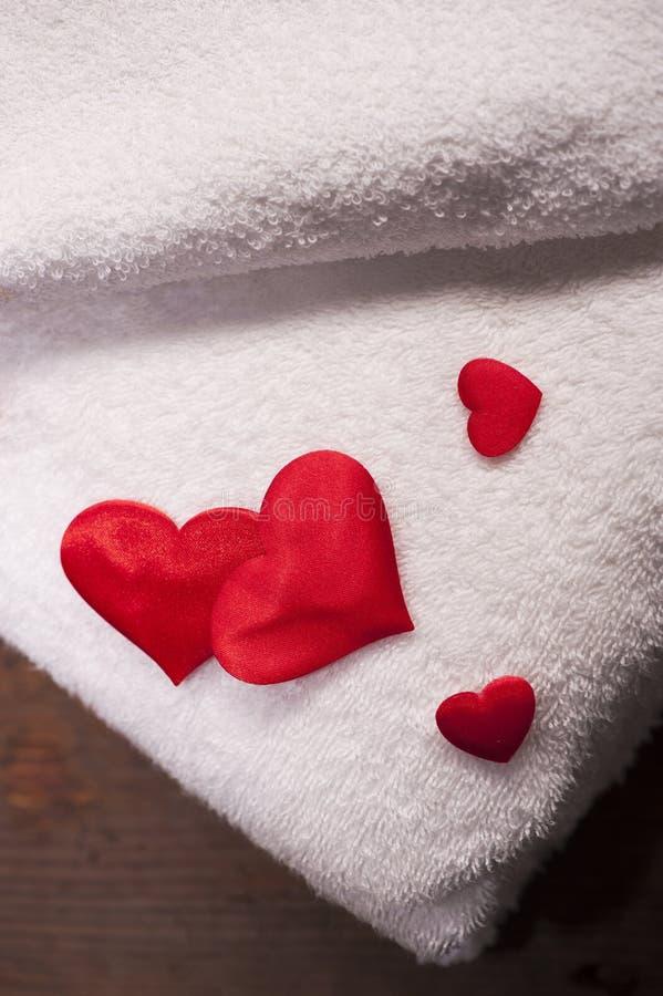 Download Wellness Decoration. Valentine`s Day Stock Photo - Image: 83722996