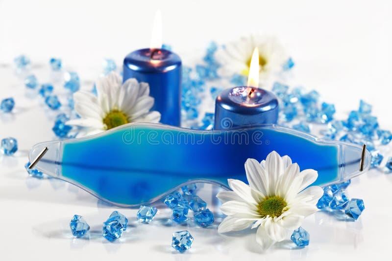 Wellness e aromatherapy foto de stock