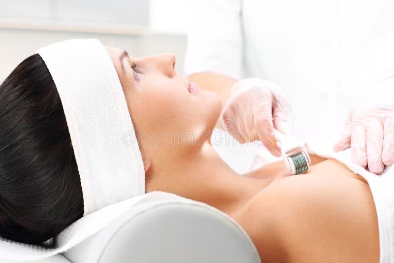 Wellness, mesotherapy στοκ εικόνες