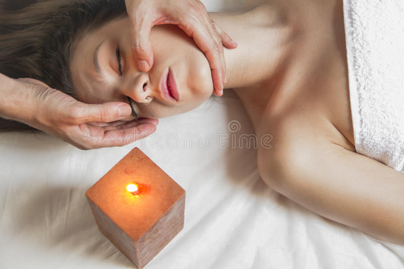 Wellness.portrait of young beautiful woman in spa environment. Lady.portrait of young beautiful woman in spa environment, wellness stock photography