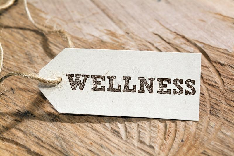 Wellness royalty free stock photos