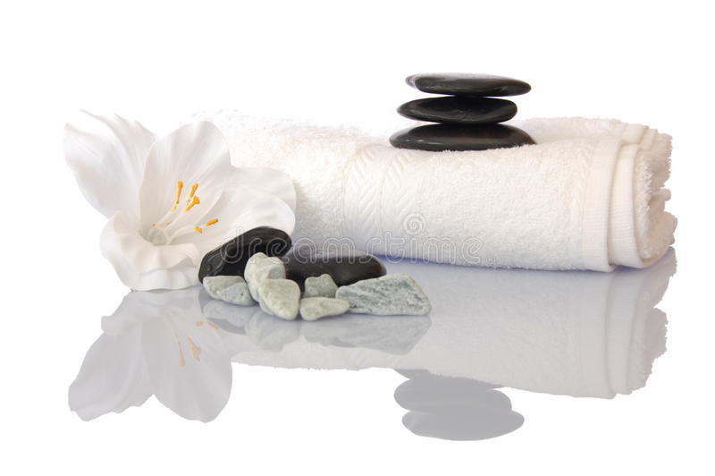 Download Wellness zen and spa stock photo. Image of bath, lifestyle - 10056304