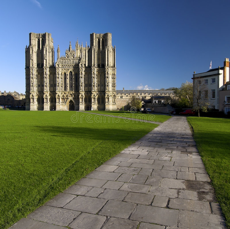 Download Wells Cathedral stock photo. Image of england, holy, travel - 334830