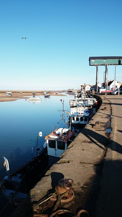 Wells después el mar fotos de archivo libres de regalías