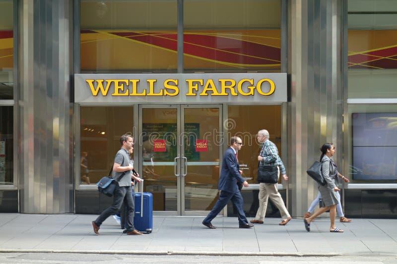 Wells Fargo image libre de droits