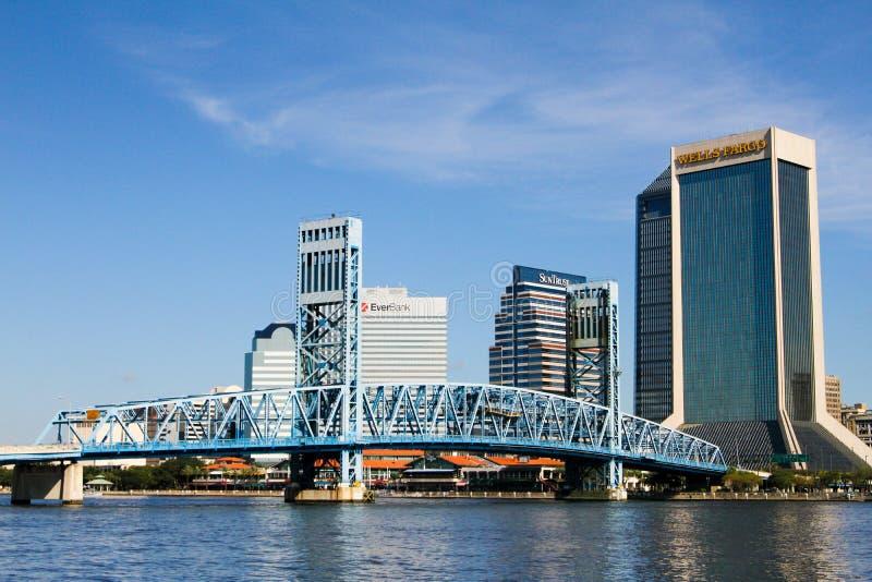 Wells Fargo, Jacksonville, la Floride image libre de droits