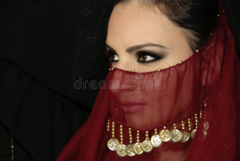 Wellustige Vrouw royalty-vrije stock afbeeldingen