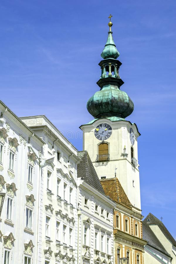 Wels, Österreich lizenzfreies stockfoto
