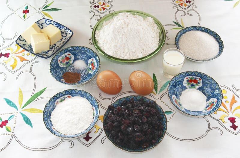 Download Welsh cake ingredients stock photo. Image of gourmat - 28183234