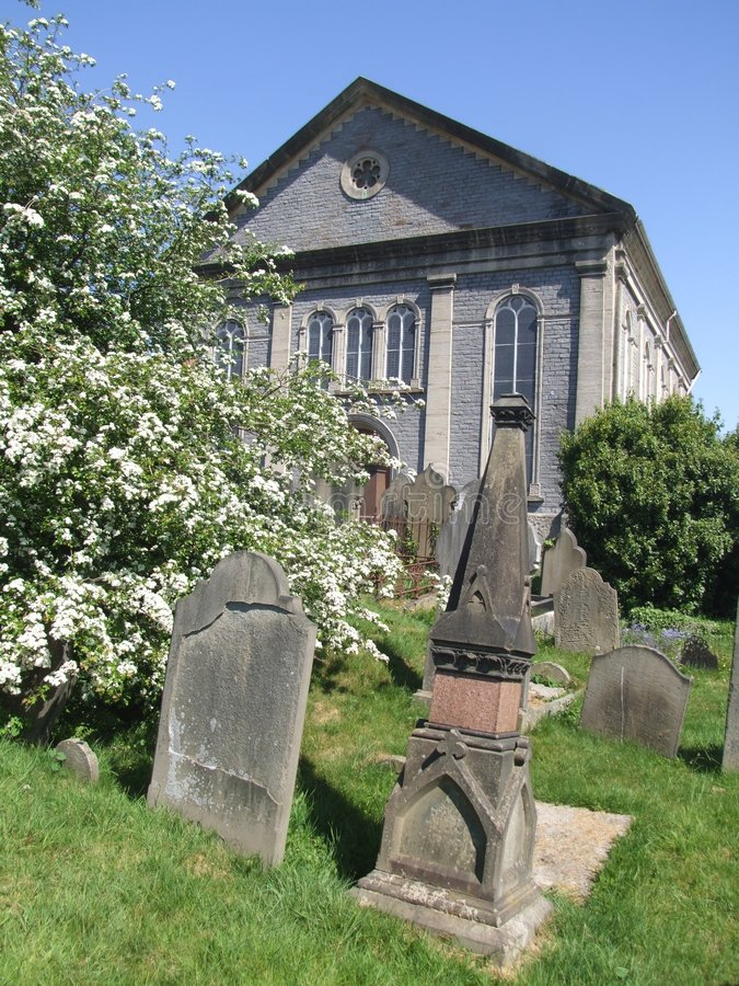 Welsh chaple south wales uk stock images