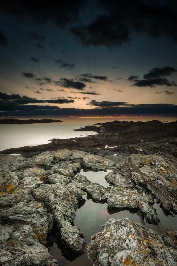 Welsh Seascape