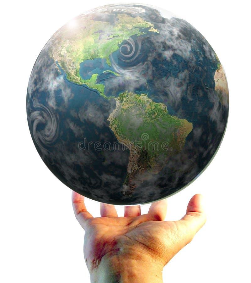 Welt lizenzfreie abbildung