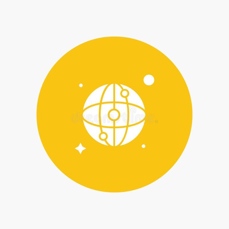 Welt, Karte, Netz vektor abbildung