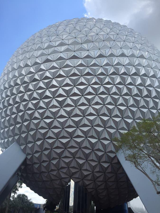 Welt Orlando Florida Epcot Disney stockfotografie