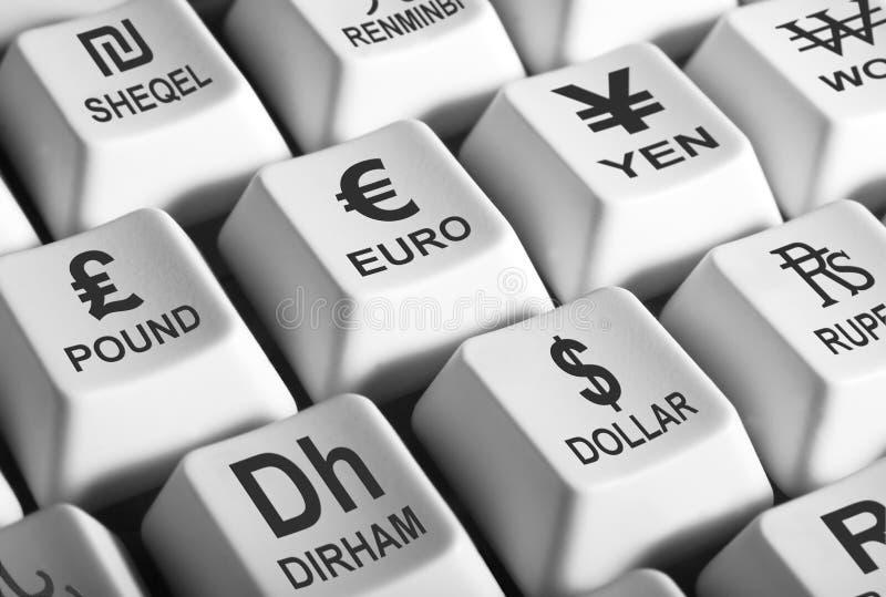 Weltbankverkehr Online lizenzfreies stockfoto
