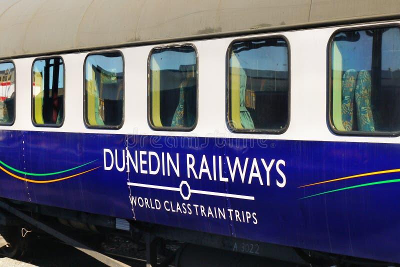 Download Weltklassen-Zug, Neuseeland Redaktionelles Stockbild - Bild von canterbury, welt: 96926214