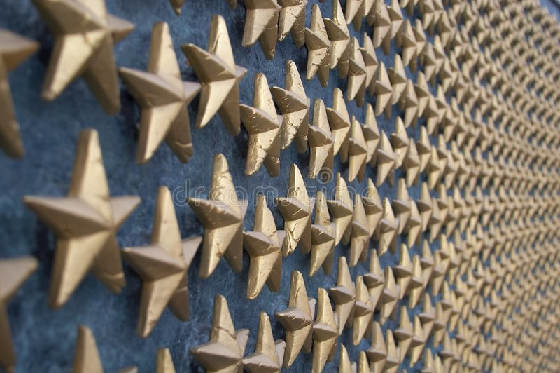 Weltkrieg-Denkmal lizenzfreies stockfoto