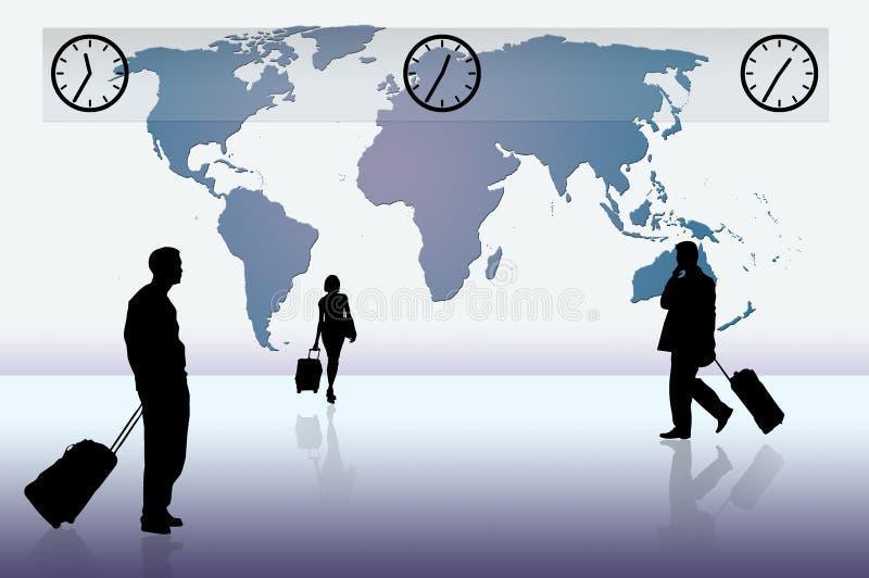 Weltreisende lizenzfreie stockfotos